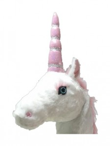 """Magical Unicorn"" Plush Chair"