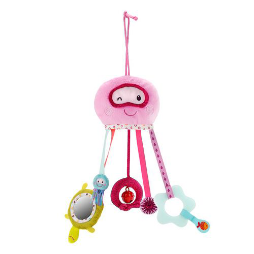 Lilliputiens Amelie Rattle